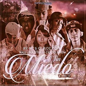 Sin Miedo (Remix)