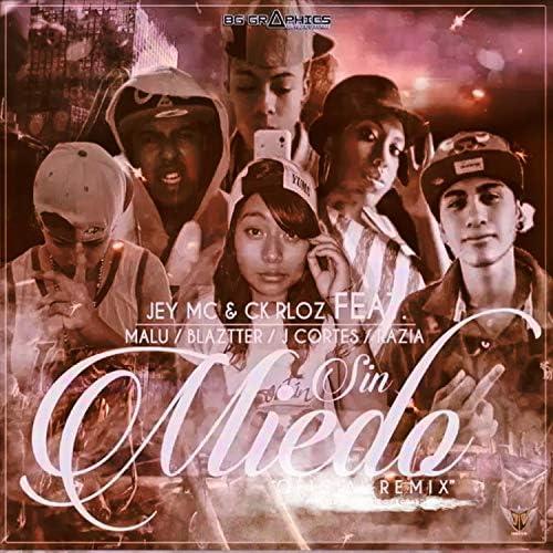 CkRloz & Jey MC feat. Blaztter, Malu, Razia RGirl & JCortez