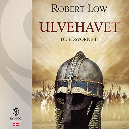 Ulvehavet (De edsvorne 2) audiobook cover art