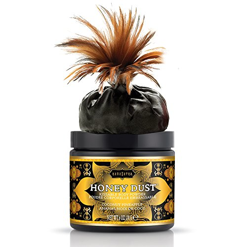 Kama Sutra Honey Dust Coconut Pineapple, 6 Oz