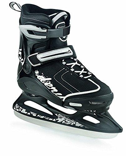Bladerunner Micro Ice Recreational Adjustable Junior Ice Skate 29-33