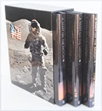 A Man on the Moon, 3 Volumes: One Giant Leap; The Odyssey Continues; Lunar Explorers