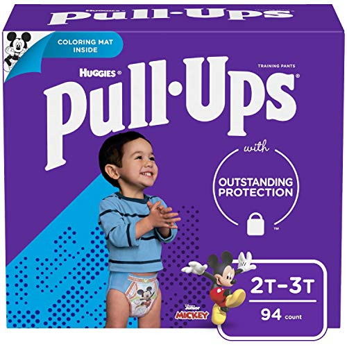 Best Pull Up Training Diapers