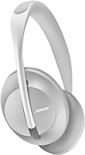 Bose Noise Cancelling Headphones 700 — Wireless, Bluetooth, Over Ear Headphones with Built-In Microphone for Clear Calls &...