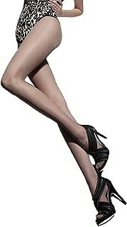 Fiore Belle Collant Fantaisie noir Femme semi-opaque 40 den