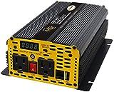 Go Power! GP-1000HD 1000-Watt Heavy Duty Modified Sine Wave Inverter (1000)