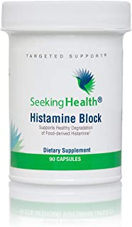 Sponsored Ad - Seeking Health | Histamine Block | DAO Supplement Enzyme | Food Intolerance | Histamine Intolerance | GI Tr...
