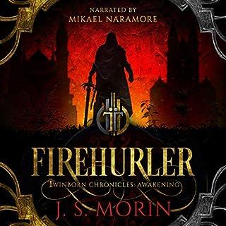 Page de couverture de Firehurler