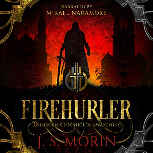 Firehurler audiobook cover art
