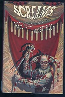 Screams: Three Novels of Suspense/the Will to Kill, Firebug, the Star Stalker