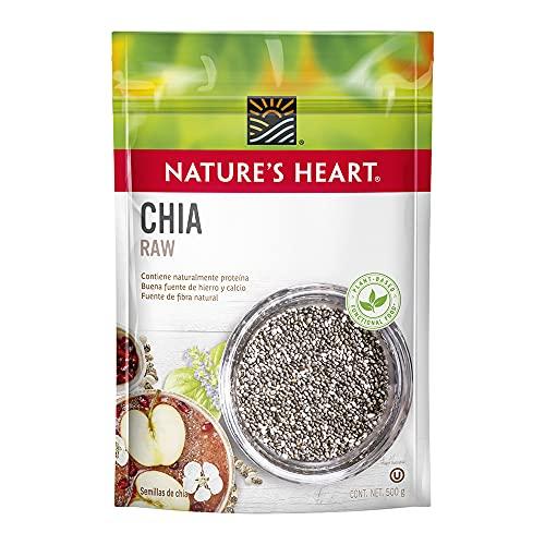 Nature's Heart Superfoods Semillas de Chía Chía Life, 500 g