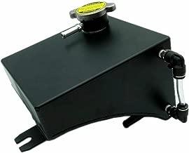 Heinmo Aluminum Black Coolant Overflow Tank Reservoir Kit for 240SX S13 SR20DET KA24DE