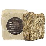 Jabón Negro de África 90g, auténtico (Naissance)