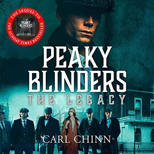Peaky Blinders: The Legacy cover art
