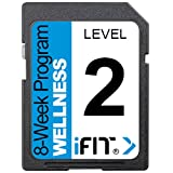 iFIT Exercise Workout SD Card - 8-Week 'Wellness' Program Level 2