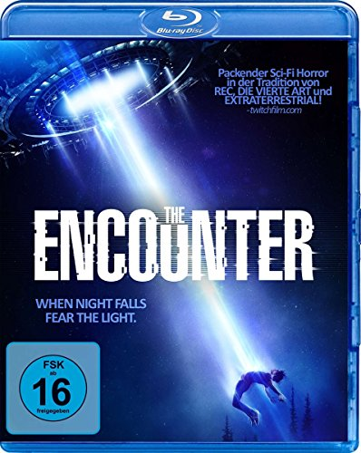 The Encounter [Blu-ray]