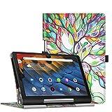 FINTIE Folio Case for Lenovo Yoga Smart Tablet, Slim Fit
