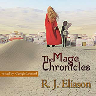 The Mage Chronicles cover art