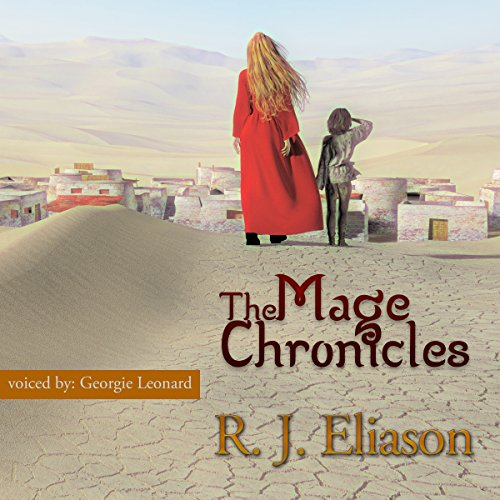 The Mage Chronicles audiobook cover art