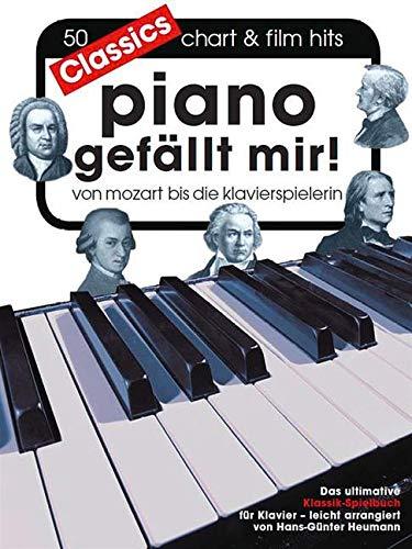Piano gefaellt mir - Classics - arrangiert für Klavier [Noten/Sheetmusic]