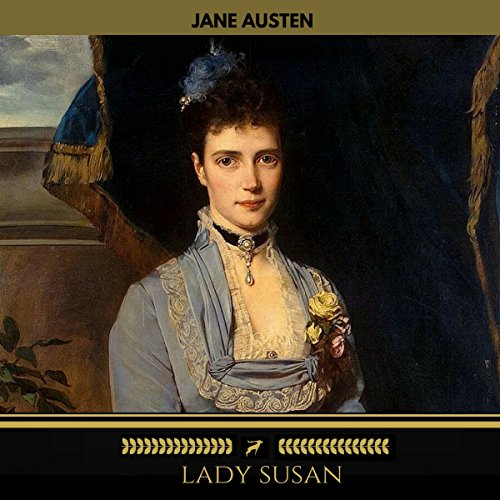 Lady Susan (Golden Deer Classics) audiobook cover art