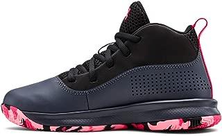 Kids' Pre School Lockdown 4 Basketball Shoe