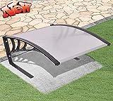 ZMIHANNA Neues Upgrade & Stärker Mähroboter Garage UV-Schutz Carport Regenschutz Dach für Rasenmäher Roboter Mähroboter Rasenroboter Automower 77 x 103 x 46 cm, Einfache Montage