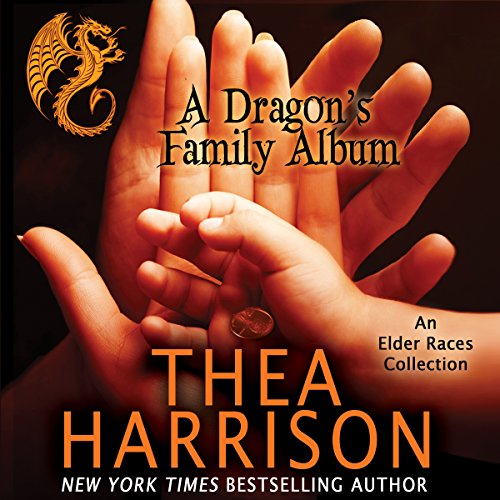 A Dragon's Family Album audiobook cover art