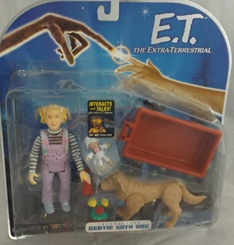 Interactive Gertie with Dog The Extra-Terrestrial by E.T. The Extra-Terrestrial