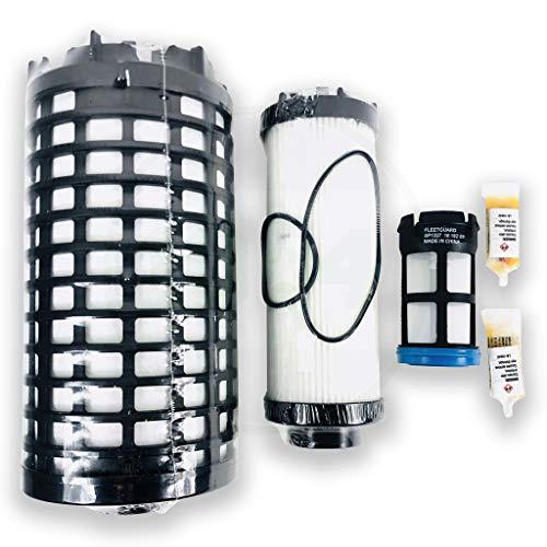 Detroit Diesel Fuel Filter Kit - FK48556