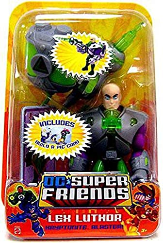 DC Super Friends Action Figure Lex Luthor by DC
