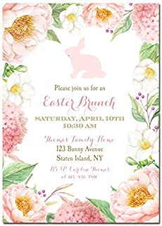 easter egg hunt printable invitations