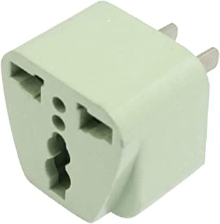 X-DREE Universal UK AU high performance EU to US essential AC Power Plug well made Outlet Adapter Converter(d2a-cb-68-907)
