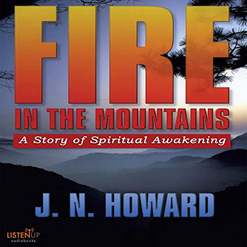Fire in the Mountains audiobook cover art