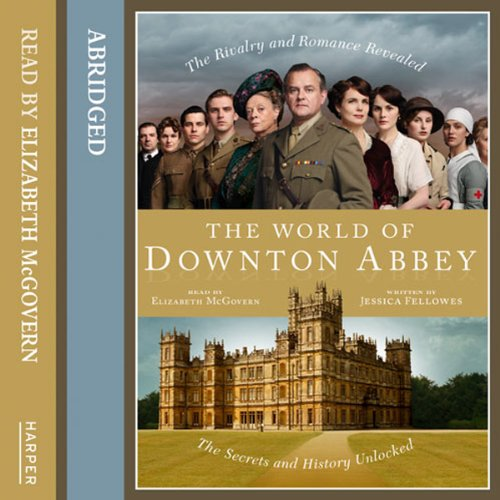 The World of Downton Abbey cover art