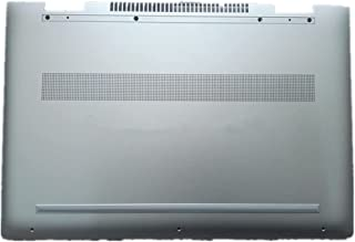 Laptop Bottom Case Cover D Shell for HP Envy 15-bp000 x360 15-bp100 x360 Color Silvery