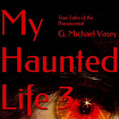 My Haunted Life 3 audiobook cover art