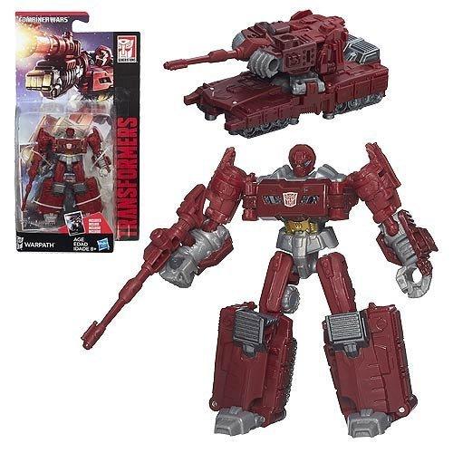 Case Of 8 - Transformers Generations Combiner Wars Legends Warpath by Hasbro