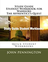Study Guide Student Workbook for Warriors The Apprentice's Quest: Quick Student Workbooks