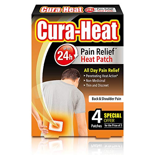 Cura-Heat Back & Shoulder Pain Heat Pack 3