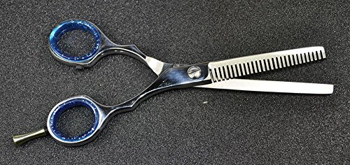 'Ciseaux Ciseaux à effiler poli Barbe Cheveux Professionnelle de coupe Ciseaux Coiffeur 6 at – 25