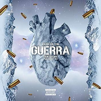 Guerra (feat. Disme)