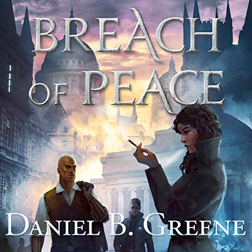 Breach of Peace cover art