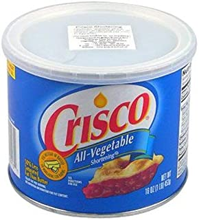 Crisco, All-Vegetable Shortening, 16 oz