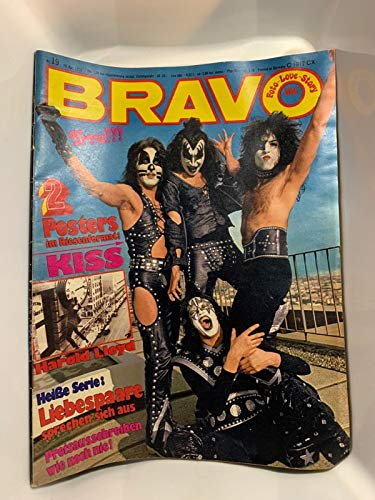 BRAVO Heft Nr. 19, 29.April 1976 Heft/Zeitschrift