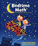 Making Math Fun for Kids - Bedtime Math Book Review