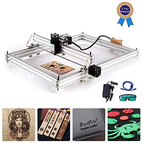 TOPQSC 5500MW Máquina de tallado Kit de bricolaje