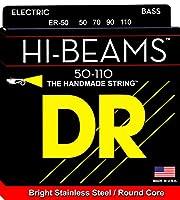 DR ベース弦 HI-BEAM ステンレス .050-.110 ER-50