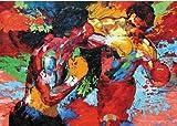 adgkitb canvas Apollo Creed Movie Poster DE Seda Pintura Decorativa de la Pared 50x75cm