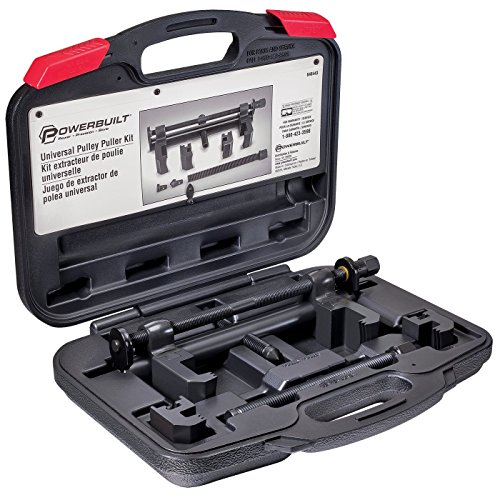 Powerbuilt - Universal Pulley Puller KIT123, Specialty Tools - Engine & Drive Train, (648443)